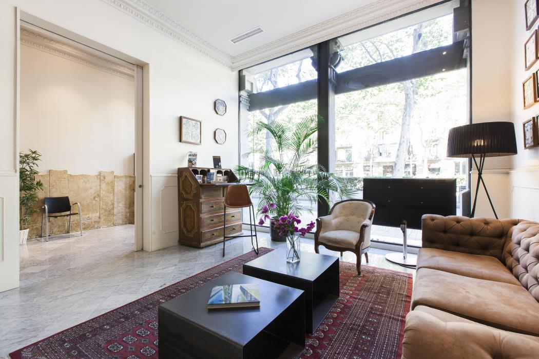 AB Apartment Barcelona为其客人专门推出新的客户区