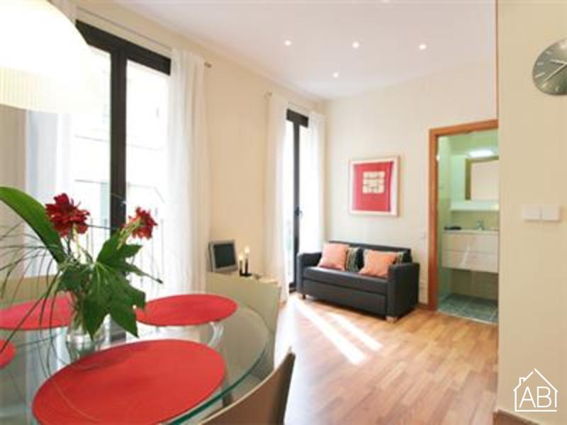 AB Hola apartment Apartment - Cozy Barcelona apartment, close to the beach - AB Apartment Barcelona