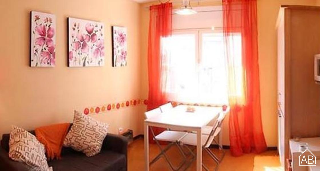 AB Holiday BCN Apartment - Nettes 1-Zimmer Apartment in Sant Marti - AB Apartment Barcelona