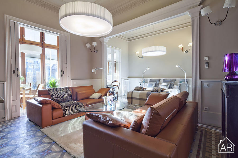 AB Rambla Catalunya A Apartment - 巴塞罗那漂亮的4室豪华公寓 - AB Apartment Barcelona