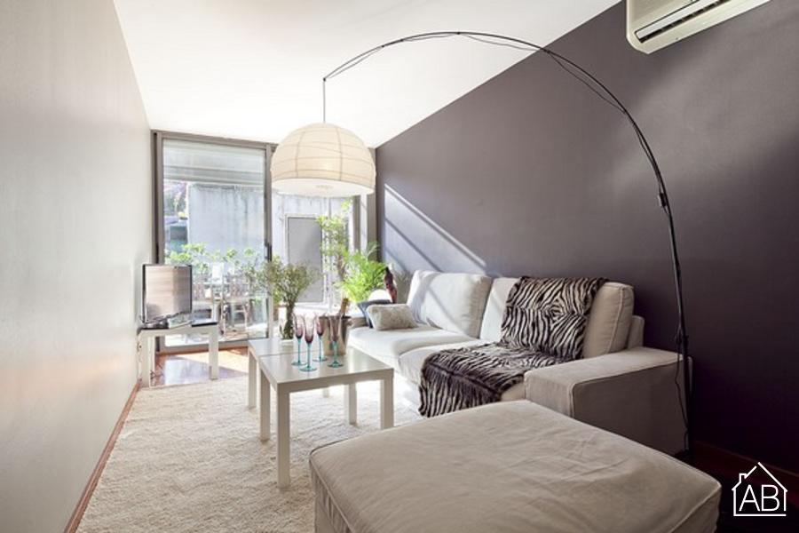 AB Putxet Sun H35 Apartment - Appartement duplex pour 6 personnes à Sarria - AB Apartment Barcelona