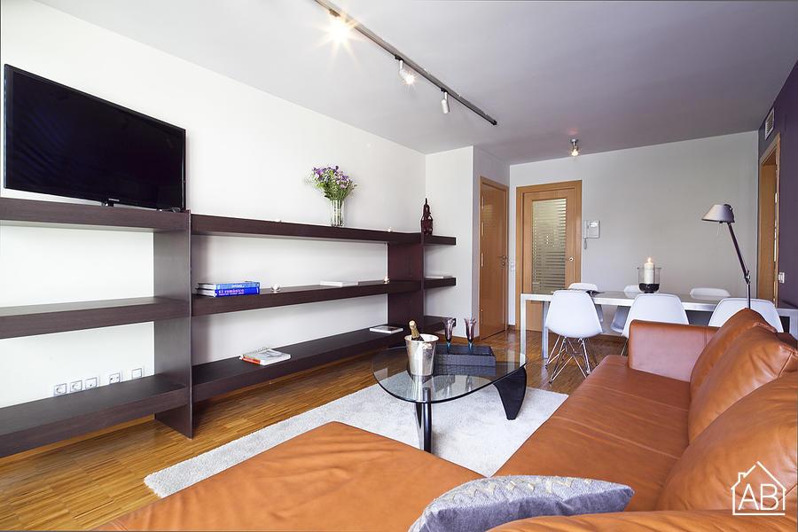 AB Sant Gervasi Funny 5 - Fantastique appartement de 3 chambres, situé au calme à Barcelone - AB Apartment Barcelona