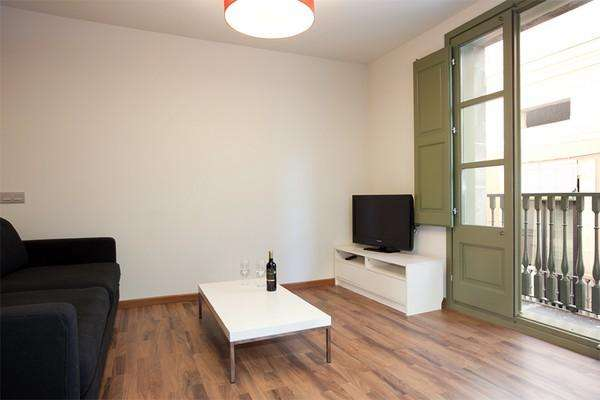 AB Nou de Sant Francesc 3-2 - Gorgeous Gothic Quarter Apartment with a Balcony - AB Apartment Barcelona