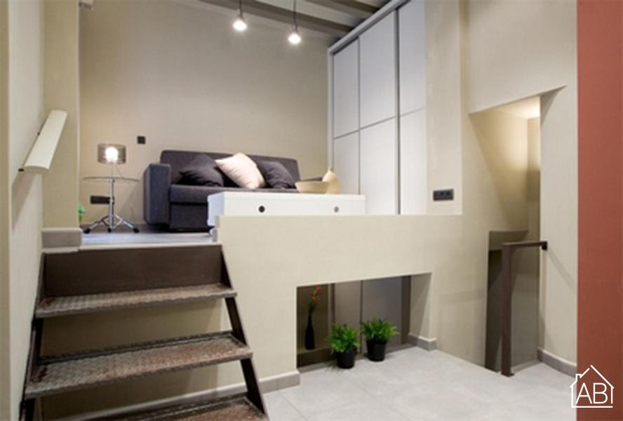 Barceloneta Beach A - Modern and comfortable one-bedroom apartment in Barceloneta - AB Apartment Barcelona