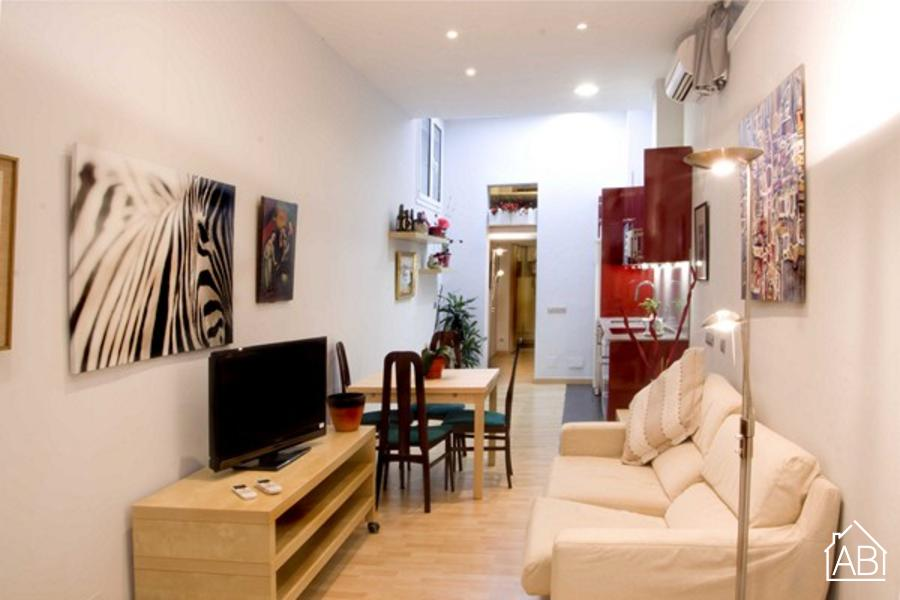 AB Sagrada Familia Apartment - Stylish one-bedroom apartment in the Eixample neighborhood - AB Apartment Barcelona