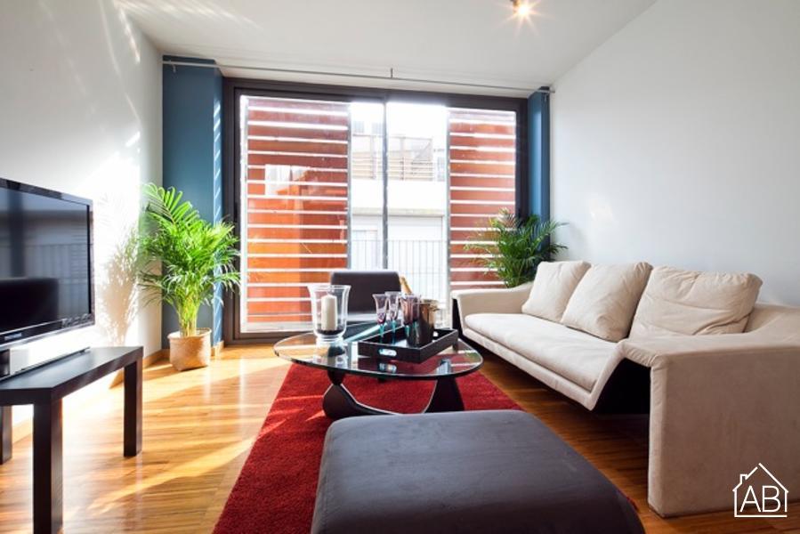 AB Guell Terrace II Apartment - Очаровательная и просторная 3-комнатная квартира в Грасиа - AB Apartment Barcelona