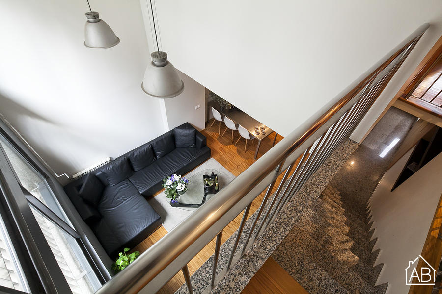 AB Guell IV Apartment - Schöne Duplex-Ferienwohnung in Barcelona - AB Apartment Barcelona