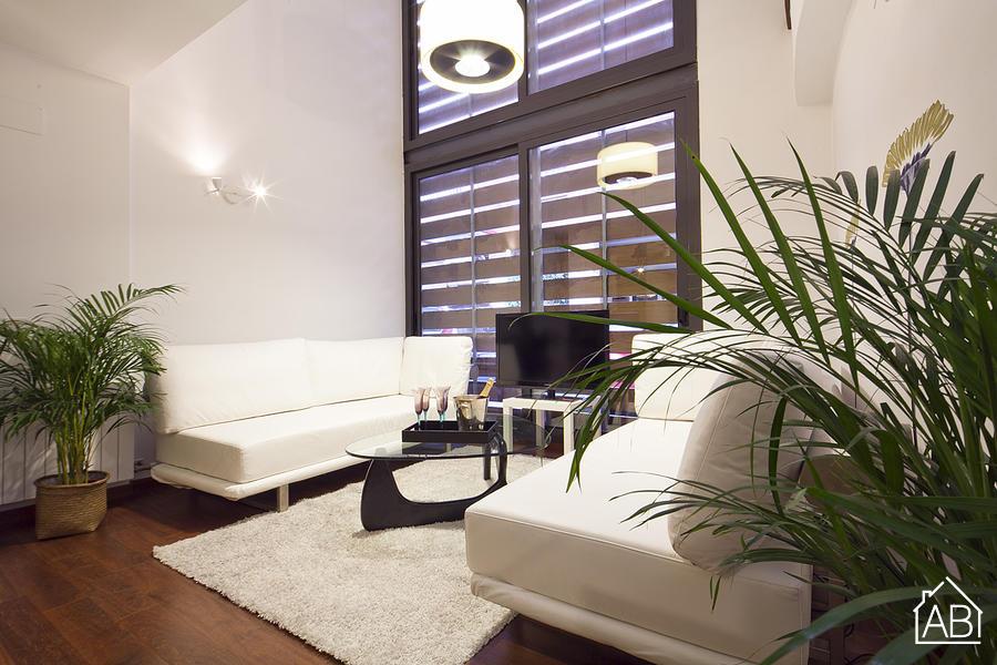 AB Barcelona Pool Garden 1 - Schöne 3-Schlafzimmer Ferienwohnung in Barcelona mit Pool in Gràcia - AB Apartment Barcelona