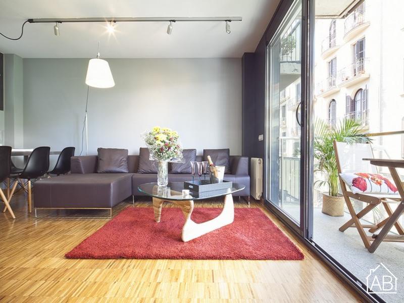 AB Sant Gervasi Funny 6 - Квартира с 3 спальнями в районе Саррия, Барселона - AB Apartment Barcelona