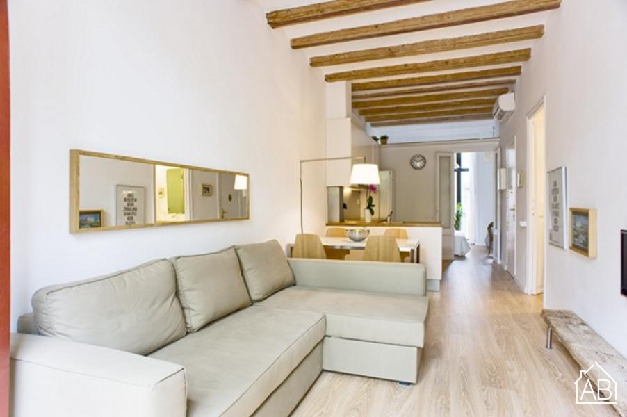 AB Plaza del Reloj II Apartment - 巴塞罗那恩典区(Gràcia)舒适现代的公寓 - AB Apartment Barcelona