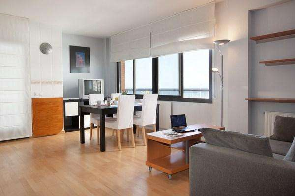 AB Splash Apartment - Elegante appartamento a Barcellona nel quartiere Diagonal Mar - AB Apartment Barcelona