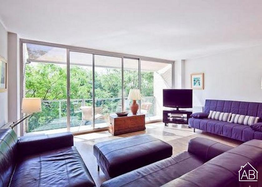 AB Vila Olimpica Sea Views - 巴塞罗那奥运村附近宽敞的12人公寓 - AB Apartment Barcelona