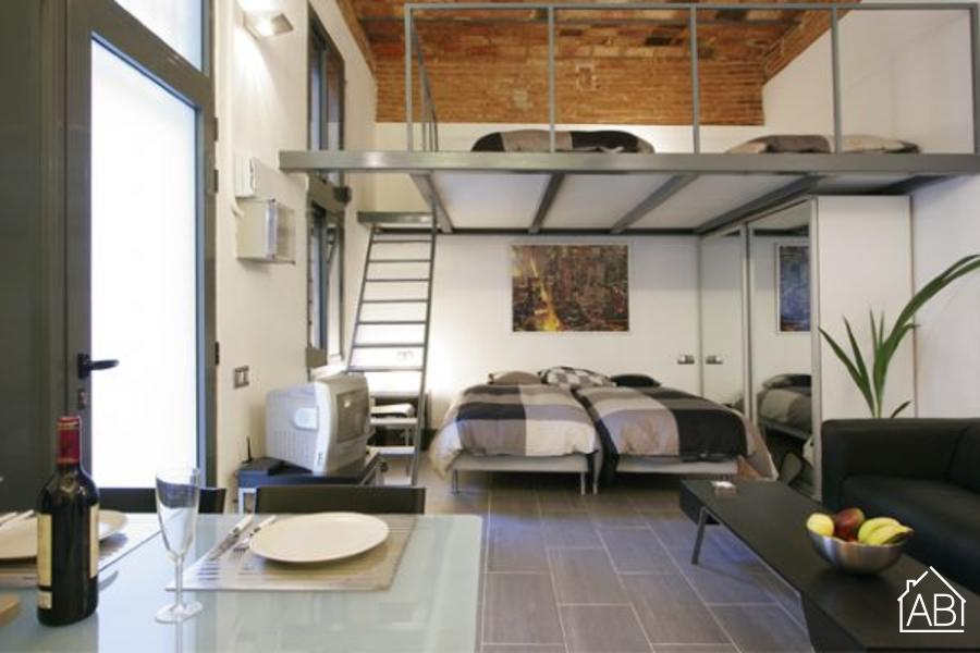 AB Barceloneta Beach 139 - Comfortable Beach Loft Apartment in Barceloneta - AB Apartment Barcelona