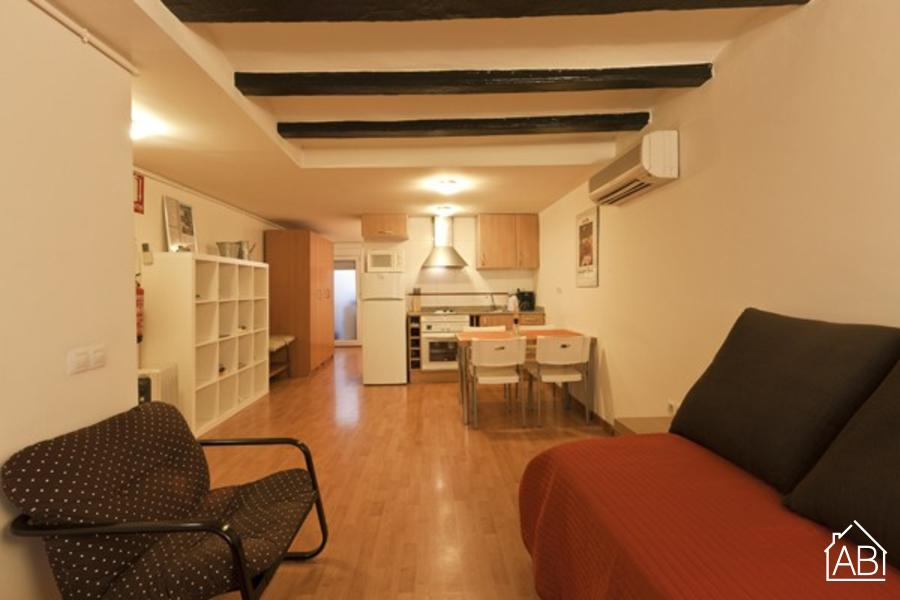 AB Valdonzella City Center 1 - Hübsches 1-Zimmer Apartment in El Raval - AB Apartment Barcelona