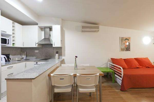 AB Valdonzella City Center 2 - Nettes 1-Zimmer Apartment in El Raval - AB Apartment Barcelona