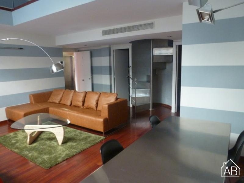 AB Putxet Sun B32 I Apartment - Просторные апартаменты с 3-мя спальнями, Саррия, Барселона - AB Apartment Barcelona