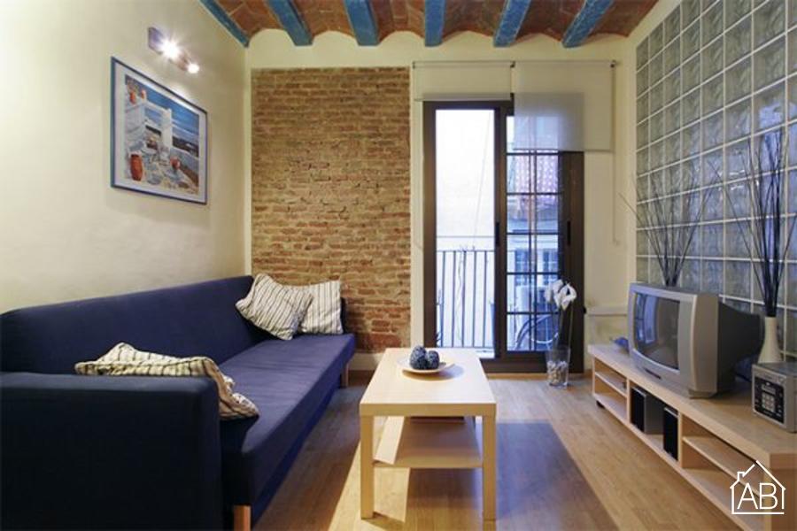 AB Lancaster Apartment - Bel appartement à quelques pas des Ramblas à Barcelone - AB Apartment Barcelona