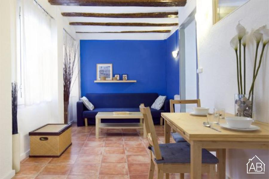 AB Ciutat Vella I Apartment - Colourful 2-bedroom Apartment in El Born - AB Apartment Barcelona