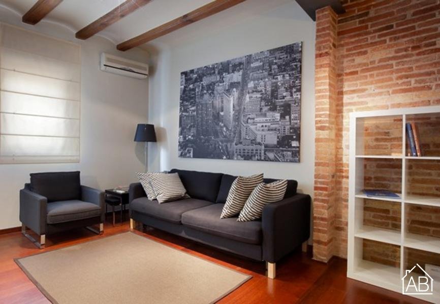AB Augusta Duplex SPA - Terrace - Современные апартаменты-дюплекс со СПА и террасой в Gràcia - AB Apartment Barcelona