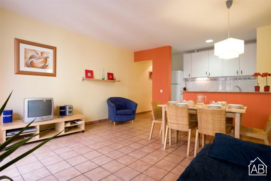 AB Boqueria Liceu I Apartment - Spacious two bedroom apartment just steps from Las Ramblas - AB Apartment Barcelona