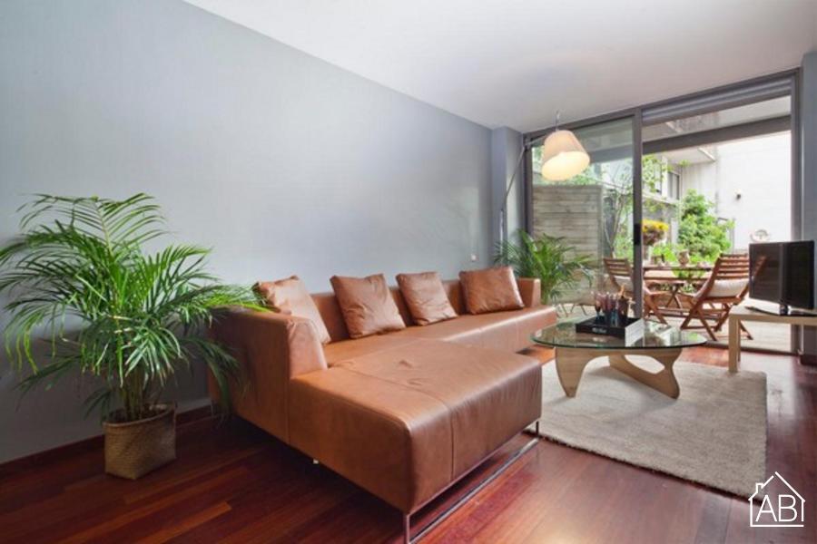 AB Putxet Sunny H36 Apartment - Роскошные апартаменты Gràcia с отдельной террасой и общим бассейном - AB Apartment Barcelona