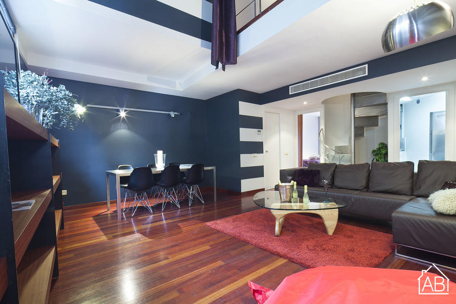 AB Putxet Sun B32 II Apartment - شقة للعطل ثلاث غرف نوم في برشلونةAB Apartment Barcelona -