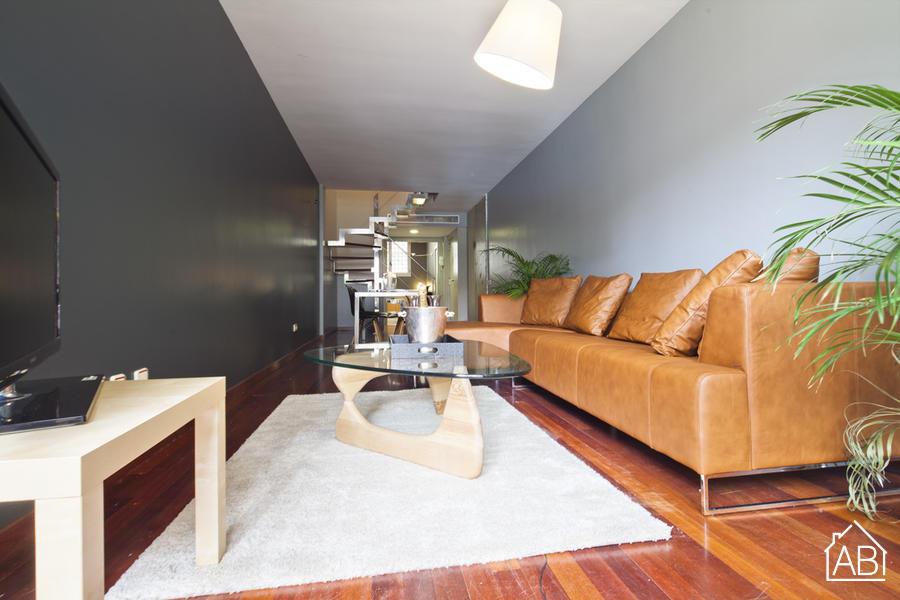AB Putxet Sunny H38 Apartment - Ruhige und geräumige 3-Schlafzimmer Ferienwohnung in Barcelona - AB Apartment Barcelona