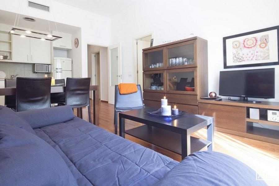AB Plaza Catalunya Sun Apartment - Charming 2-bedroom Apartment in Plaça de Catalunya - AB Apartment Barcelona
