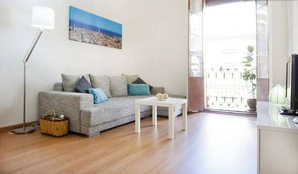 AB Poble-Sec Apartment - Spacious Apartment for 6 people in Poble Sec - AB Apartment Barcelona