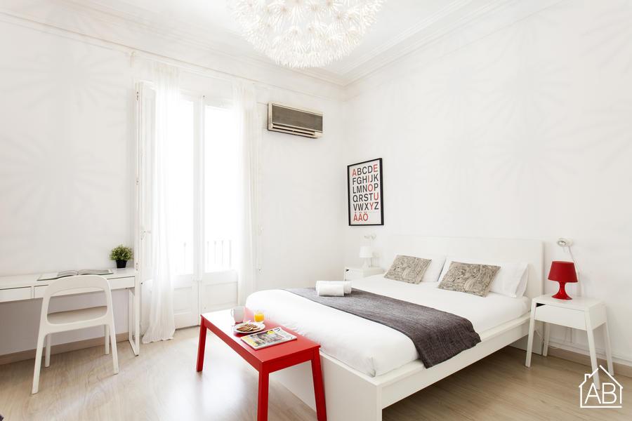 AB Passeig de Gràcia Pelai - 巴塞罗那加泰罗尼亚广场旁边的7人公寓 - AB Apartment Barcelona