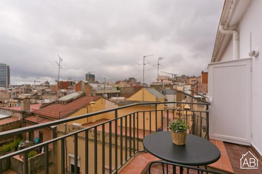 AB Penthouse Apartment - Fabulous three bedroom penthouse apartment - AB Apartment Barcelona