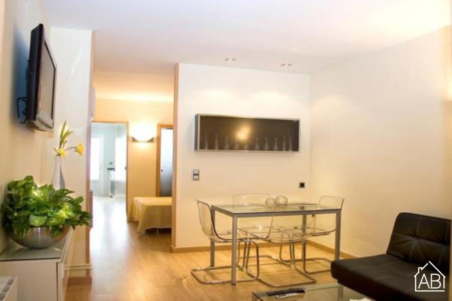 AB Gracia 13 Apartment - Cozy apartment in the Gràcia neighbourhood - AB Apartment Barcelona