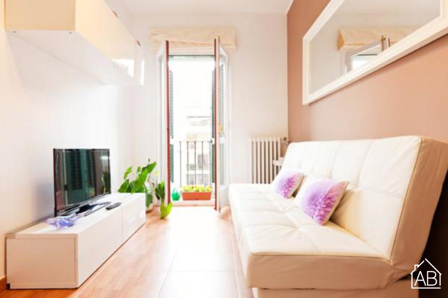AB Rambla Catalunya Cream - Charming one-bedroom apartment in a great location - AB Apartment Barcelona