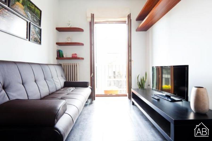 AB Rambla Catalunya Chocolate - 巴塞罗那位置绝佳的理想公寓 - AB Apartment Barcelona