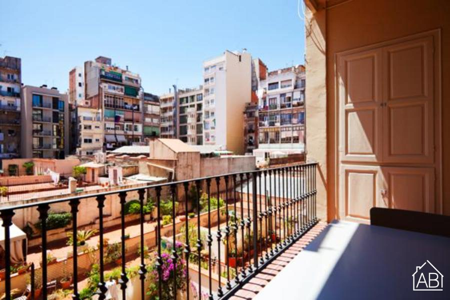 AB Bailén Apartment 1-1A - Central Apartment with a Balcony 15 Minutes from the Sagrada Família - AB Apartment Barcelona