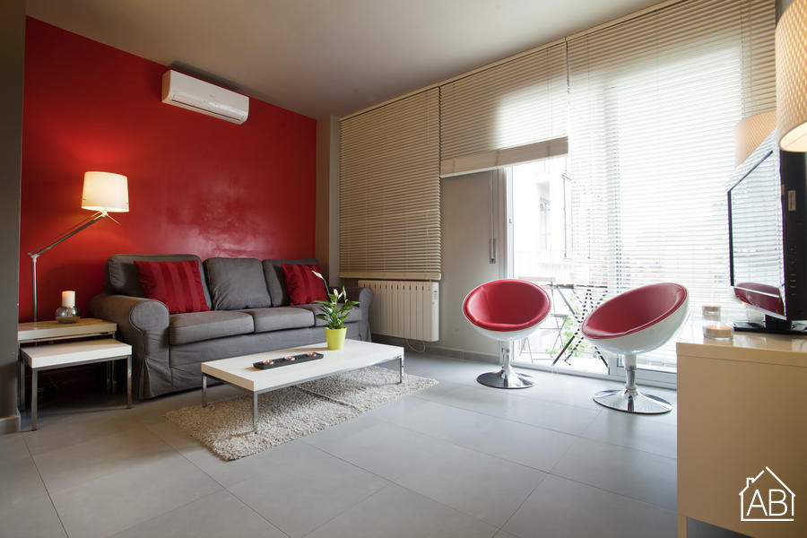 AB PL Espanya - Callao C - Modern two bedroom apartment near Plaça Espanya - AB Apartment Barcelona