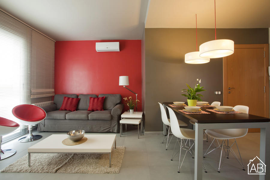 AB PL Espanya - Callao D - Beautiful two bedroom apartment with a balcony - AB Apartment Barcelona