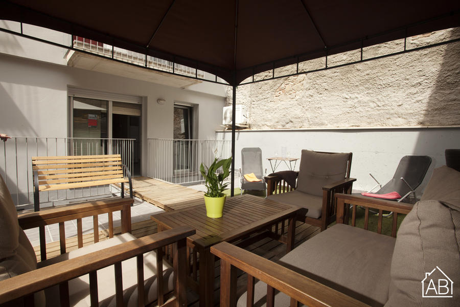 AB PL Espanya - Callao B - Four bedroom apartment with a private terrace - AB Apartment Barcelona