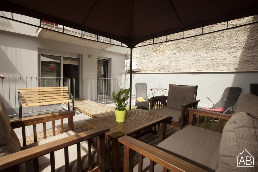 AB PL Espanya - Callao B - Vier slaapkamer appartement met een eigen terras - AB Apartment Barcelona