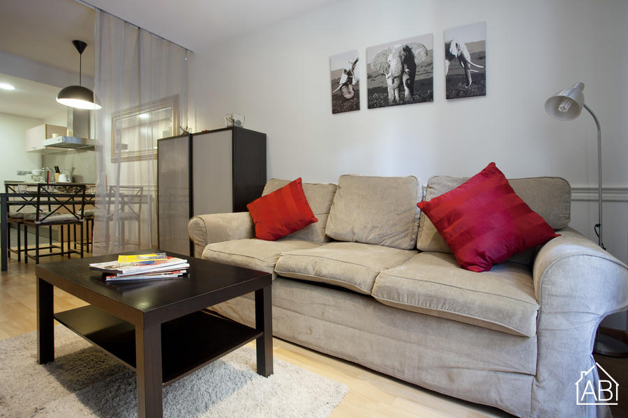 AB Poble Sec - Tapioles 2 - Charming apartment in Poble Sec - AB Apartment Barcelona