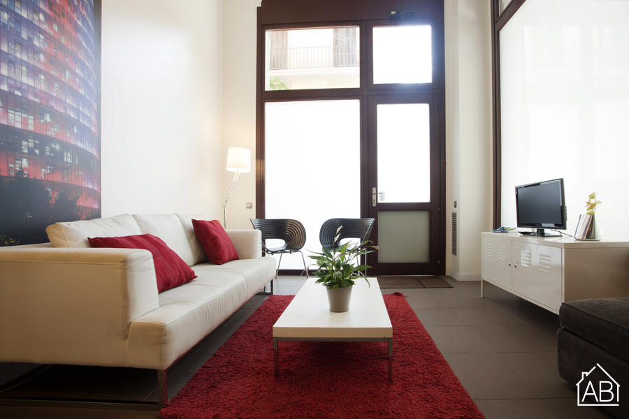AB Poble Sec - Tapioles 3 - Luxurious apartment for 10 people - AB Apartment Barcelona