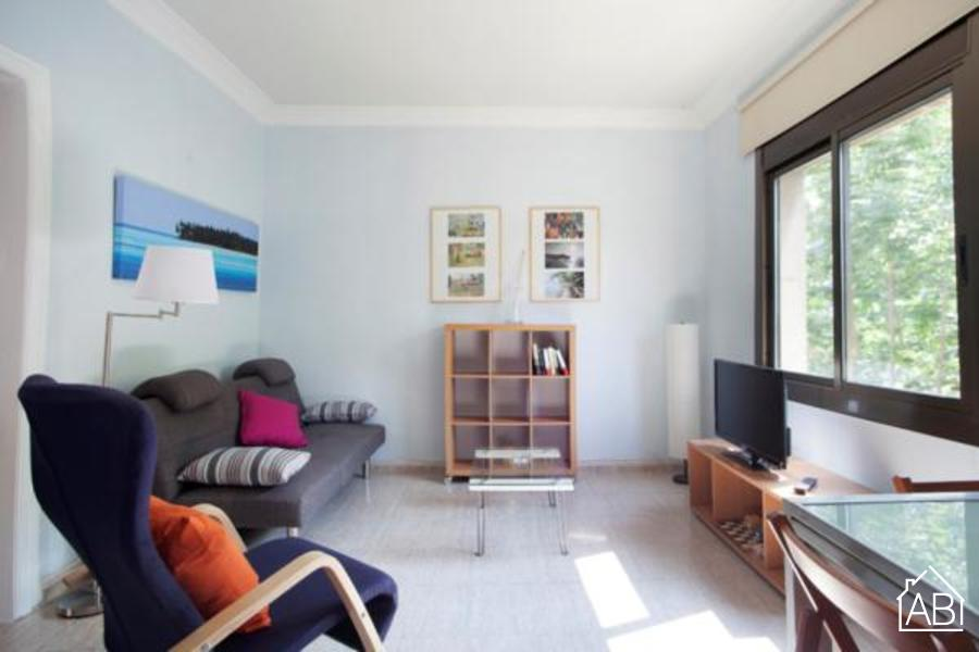 AB Tarradellas Studio Apartment - Studio apartment in Eixample Left - AB Apartment Barcelona