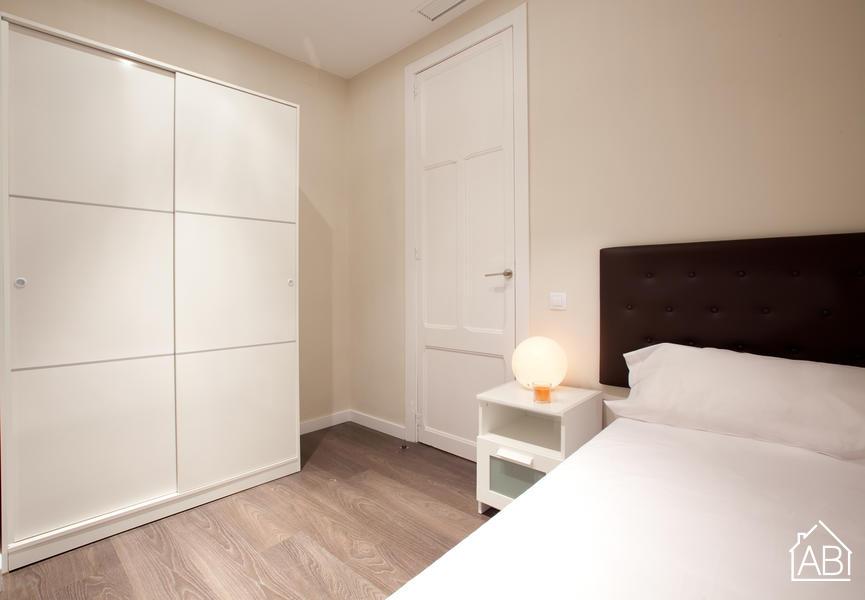 AB Plaça Espanya 1-4 - Centraal appartement met 3 slaapkamers en Eixample in de buurt van Plaça d´Espanya - AB Apartment Barcelona