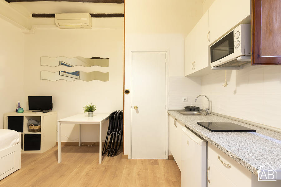 AB Beach Vinaros Studio 1 - Traditional Studio Apartment near the Beach - AB Apartment Barcelona