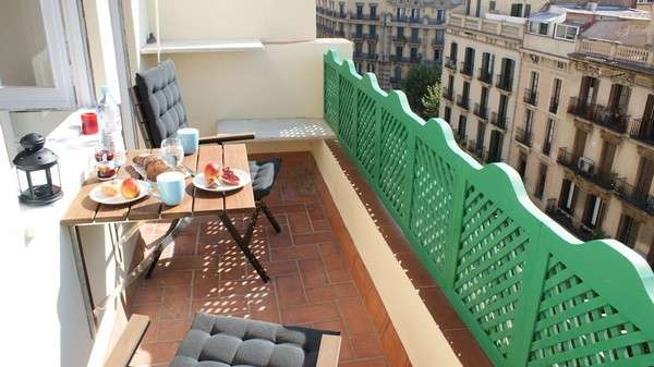 AB Atico Eixample Apartment - Lovely attic apartment in Eixample for 3 with a terrace - AB Apartment Barcelona