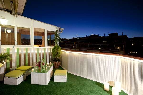 AB Atic-Gaudi Gracia Apartment - Traditional Apartment with a Terrace and Tibidabo Views - AB Apartment Barcelona