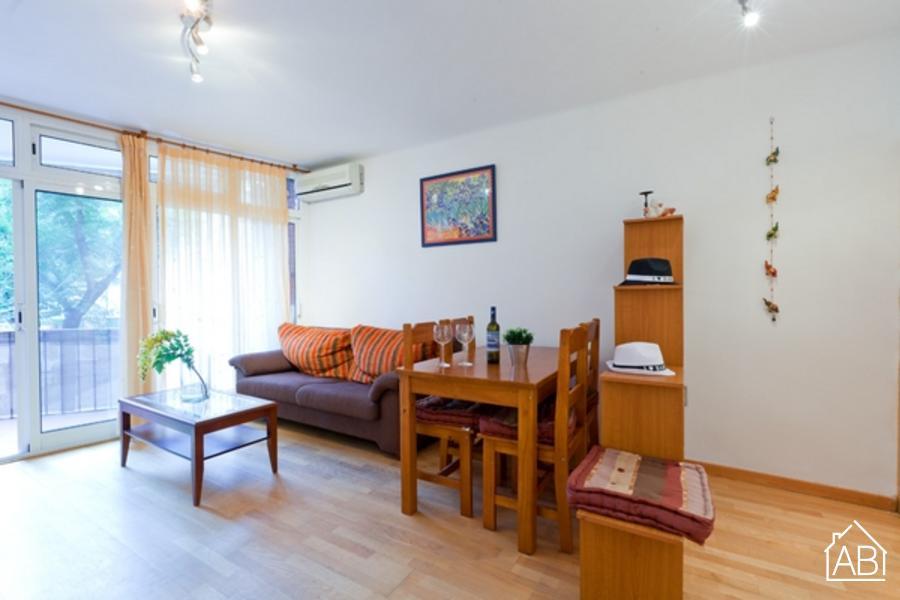 AB Patio de los Pescadores I - Appartement Spacieux et Traditionnel près de la Plage - AB Apartment Barcelona