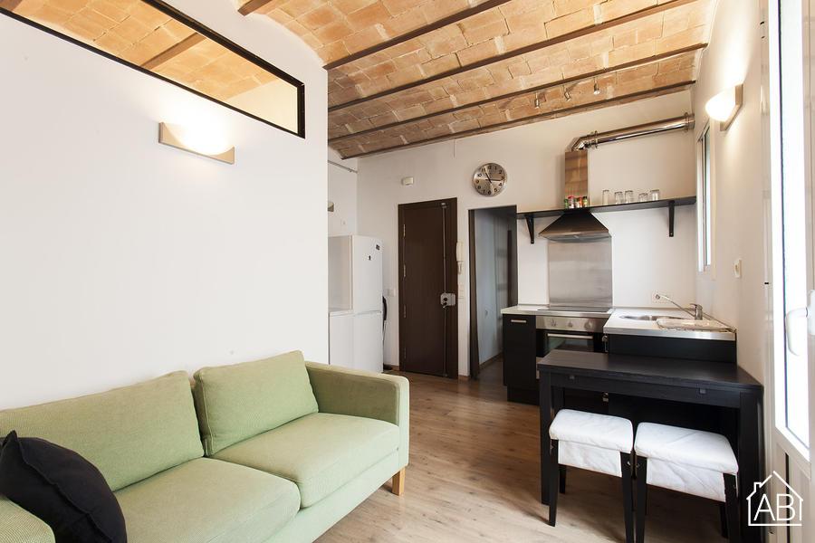 AB Barceloneta Gine i Partagas II - 位于海岸旁边非常美丽的公寓 - AB Apartment Barcelona