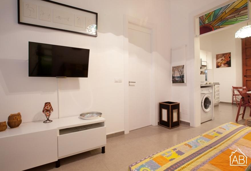 AB Barceloneta Beach Sal I - 出租巴塞罗那美丽的三居室公寓 - AB Apartment Barcelona