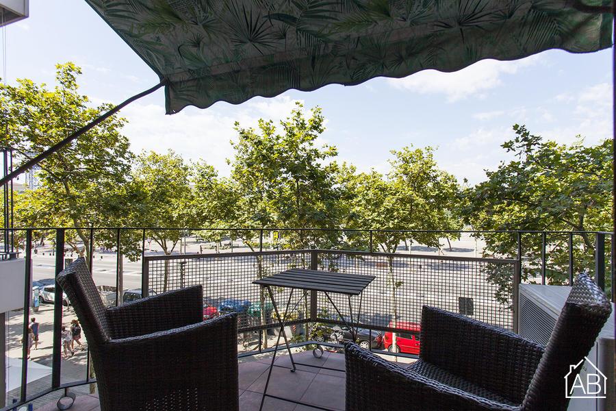 AB Barceloneta - Joan de Borbo VV - Prachtig appartement te koop met uitzicht op de jachthaven, Barcelona - AB Apartment Barcelona